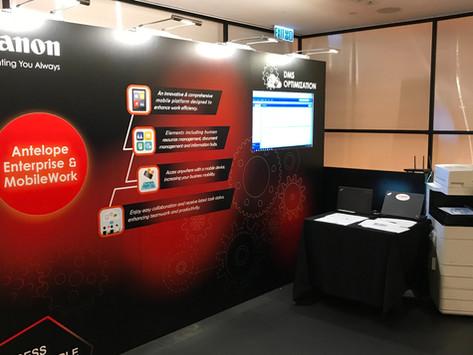 "Canon ""Future Business Intelligence"" Event"