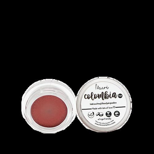 COLOMBIA -lip2cheek-
