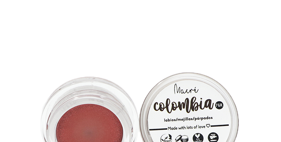 COLOMBIA -lip2cheek-
