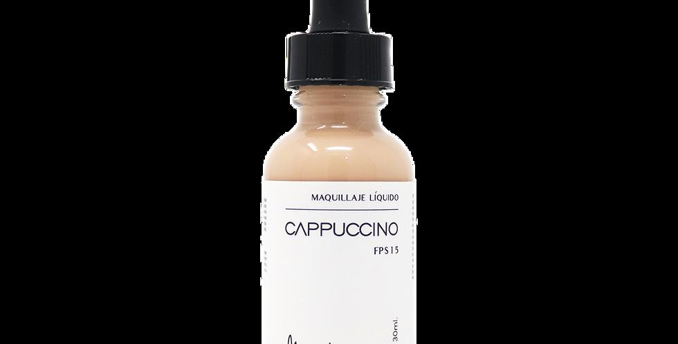 CAPPUCCINO -maquillaje líquido-