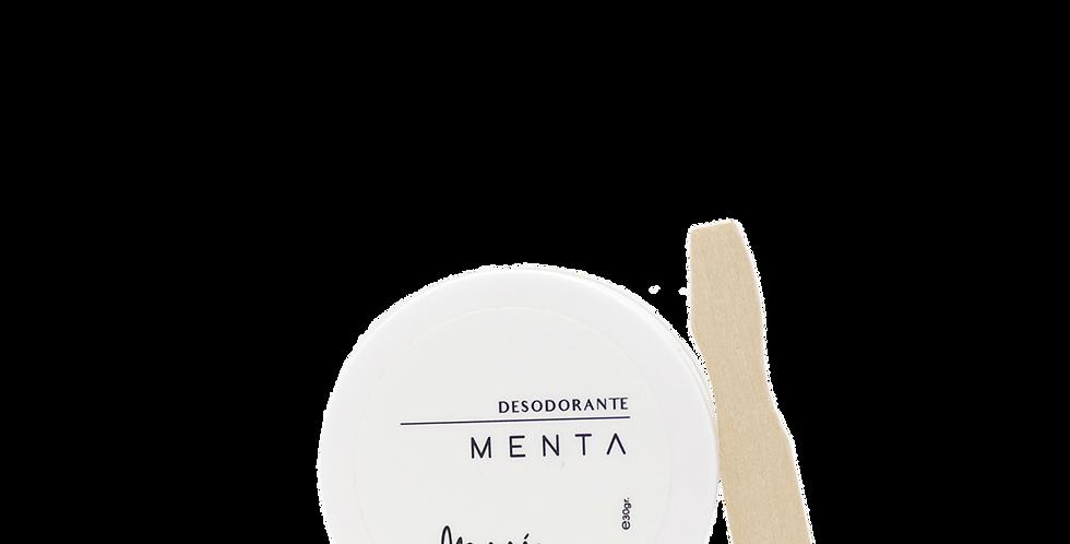 MENTA -desodorante tarro-