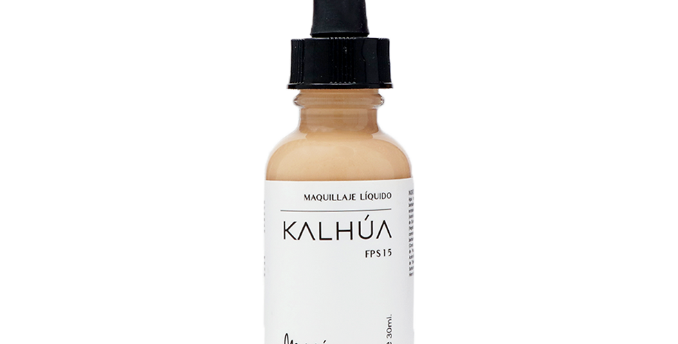 KALHÚA -maquillaje líquido-