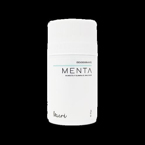 MENTA -desodorante en barra-