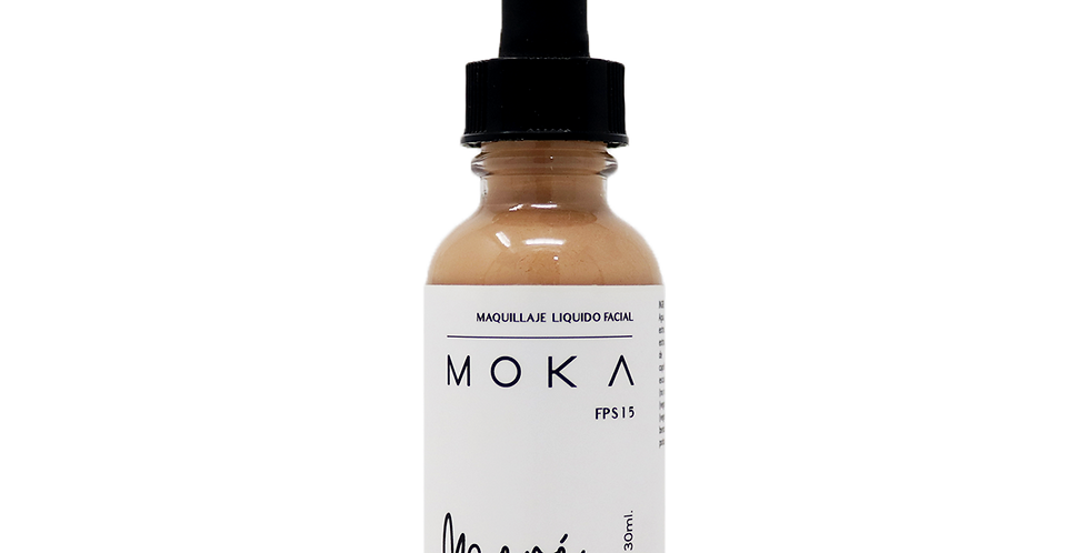 MOKA -maquillaje líquido-