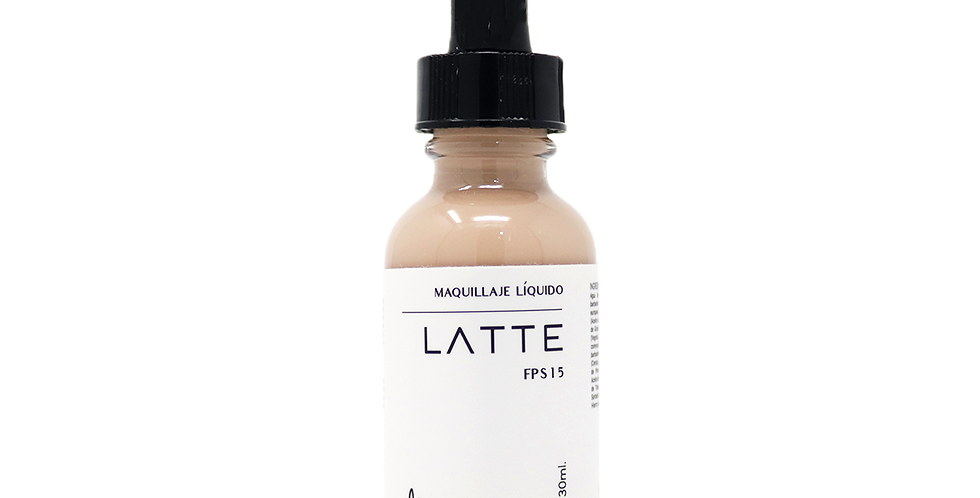 LATTE -maquillaje líquido-