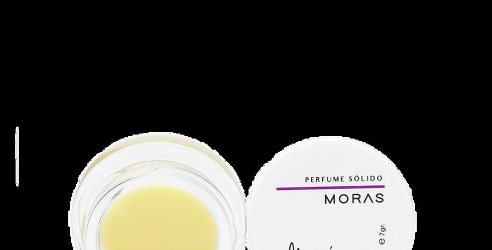 MORAS –perfume sólido-