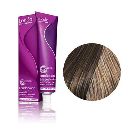 Londa - Стойкая крем-краска Londacolor Tемный блонд 6/0 60ml
