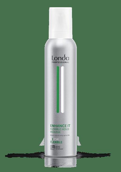 Londa Enhance It - Пена для укладки нормальной фиксации, 250мл