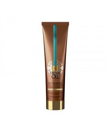 L'Oreal Mythic oil - Универсальный крем 3 в 1 для всех типов волос, 150мл