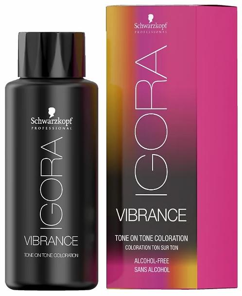 Igora Vibrance - Краска для волос 4-13 средне-коричневый сандре матовый, 60мл