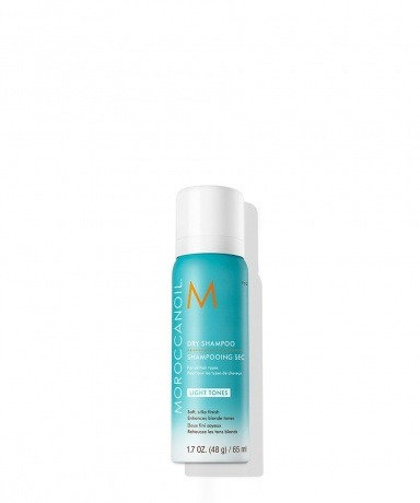 Moroccanoil Dry Shampoo - Сухой шампунь светлый, 65мл