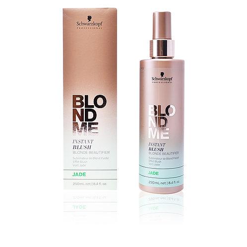 BlondMe Instant Blushes - Тонирующие спрей Jade, 250мл