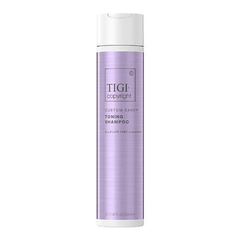 TIGI COPYRIGHT Custom Care Toning Shampoo - Тонирующий шампунь, 300мл