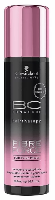 BC Bonacure Fibre Force - Праймер для волос укрепляющий, 200мл