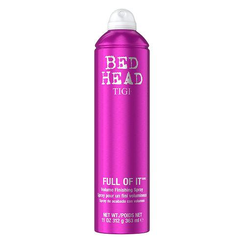 TIGI BED HEAD Full Of It - Финишный лак для сохранения объема, 371мл