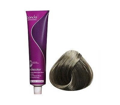 Londa - Стойкая крем-краска Londacolor Интенсивный пепельный микстон 0/11 60 ml