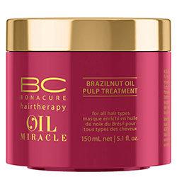 BC Oil Miracle Brazilnut Pulp Treatment -Маска с маслом бразильского ореха,150мл