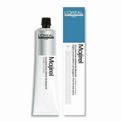 Loreal Majirel Cool Inforced - Краска для волос 7.1 Блондин пепельный, 50мл