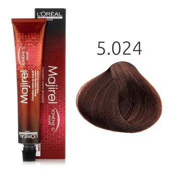 Loreal Majirel - Краска для волос, Френч браун №5.024, 50мл