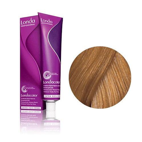 Londa - Стойкая крем-краска Cветлый блонд коричнево-золотистый 8/73 60ml