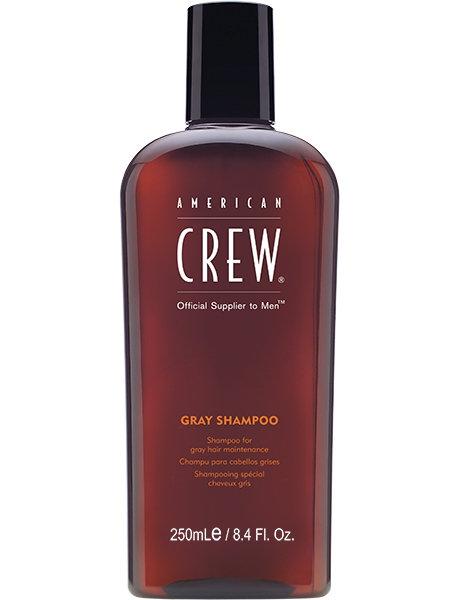 AC Gray shampoo - Шампунь для ухода за седыми, седеющими волосами, 250мл