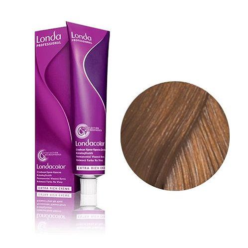 Londa - Стойкая крем-краска Londacolor блонд коричневый 7/7 60ml