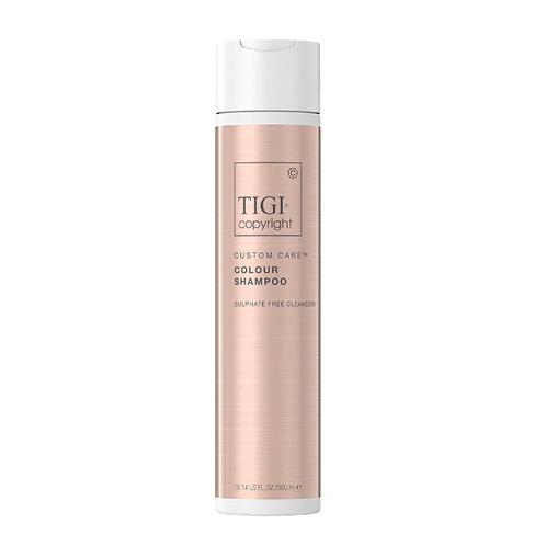 TIGI COPYRIGHT Custom Care Colour Shampoo - Шампунь для окрашенных волос, 300мл