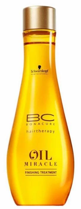 BC Bonacure Oil Miracle Argan oil -  Масло для нормальных и жестких волос, 100мл