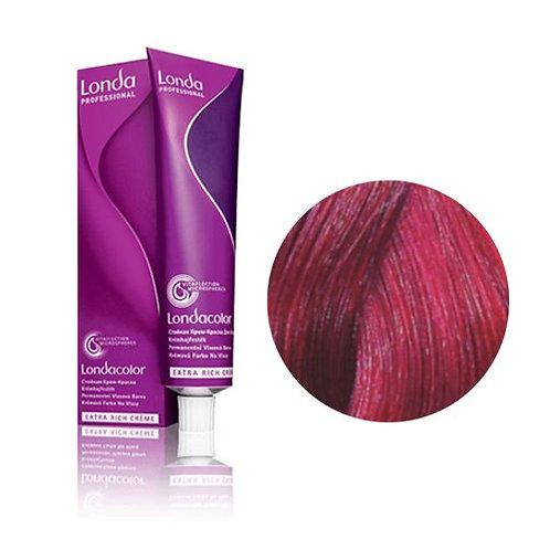 Londa - Стойкая крем-краска Londacolor светлый блонд медно-фиолетовый 8/46 60ml