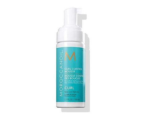 Moroccanoil curl control - Мусс для вьющихся волос, 150мл
