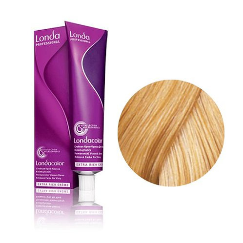 Londa - Стойкая крем-краска Londacolor очень светлый блонд золотистый 9/3 60ml