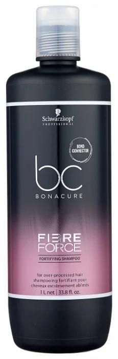 BC Fibre Force Fortifying Shampoo - Бессульфатный шампунь, 1000мл