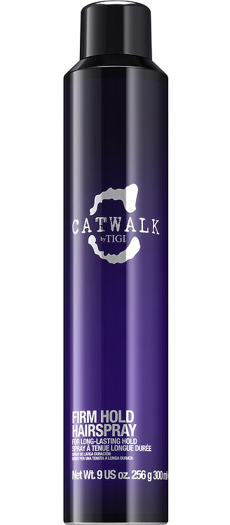 TIGI CATWALK FIRM HOLD - Лак для волос сильной фиксации, 300мл
