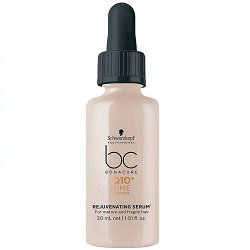 BC Q10+ Time Restore Rejuvenating Serum - Сыворотка для зрелых волос, 30 мл