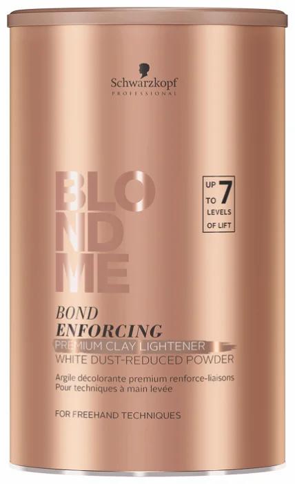 Blond Me Bond Enforcing Premium Clay Lightener - Глиняный бондинг порошок, 350гр