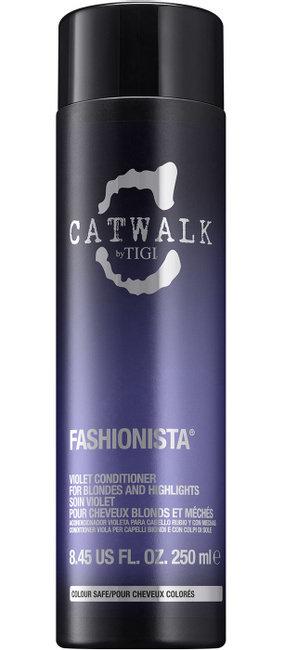 TIGI CATWALK FASHIONISTA - Кондиционер для коррекции цвета, 250мл