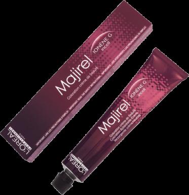 Loreal Majirel - Краска для волос № 5.25(Светлый шатен красное дерево), 50мл
