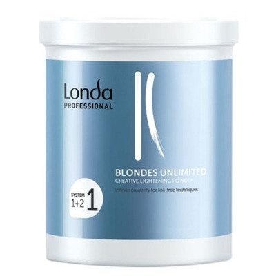 Blondes Unlimited - Креативная осветляющая пудра, 400мл