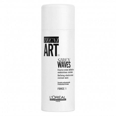Loreal Tecni Art Siren Waves - Эластичный крем фиксирующий для создания локонов