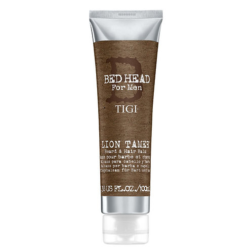 TIGI BED HEAD for MEN LION TAMER - Стайлинговый крем для бороды и волос, 100мл