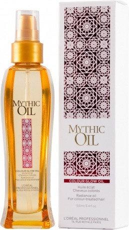 L'Oreal Mythic Oil - Масло-сияние для окрашенных волос, 100мл