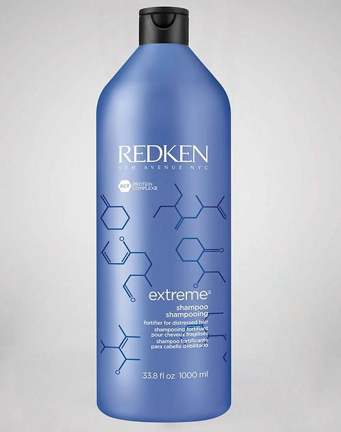 Redken Extreme - Укрепляющий шампунь для поврежденных волос, 1000мл