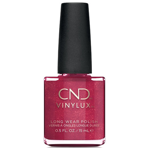 CND Vinylux # 139 Red Baroness