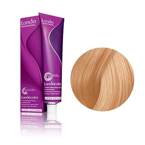 Londa - Стойкая крем-краска Londacolor очень светлый блонд коричневый 9/7 60мл