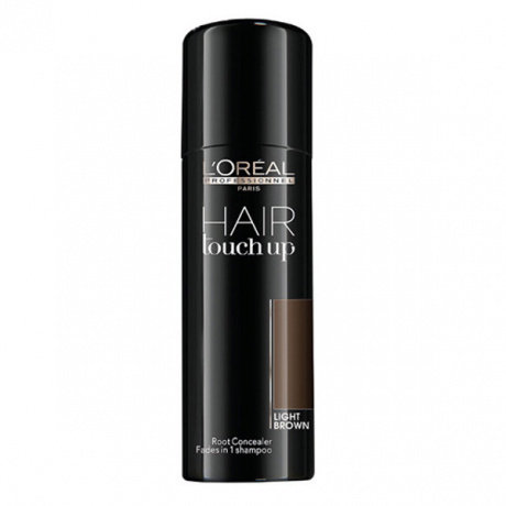 Loreal HAIR Touch Up Консилер для вoлос Светло-коричневый, 75мл