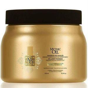 L'Oreal Mythic Oil - Маска для нормальных и тонких волос, 500ml