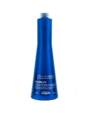 L'Oreal Pro Fiber Re Create - Шампунь для истонченных, поврежденных волос,1000ml
