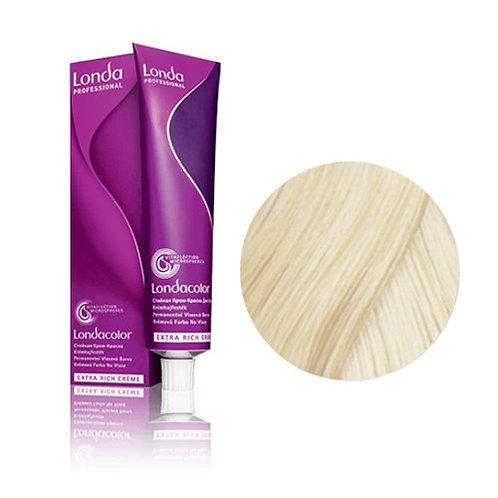 Londa - Стойкая крем-краска яркий блонд золотисто-жемчужный 10/38 60мл