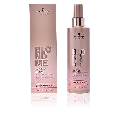 BlondMe Instant Blushes - Тонирующие спрей Strawberry, 250мл
