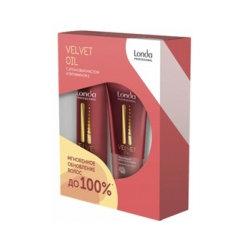 Londa Velvet Oil - Подарочный набор, 250+200 мл